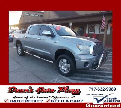 2011 Toyota Tundra for sale at Dean's Auto Plaza in Hanover PA
