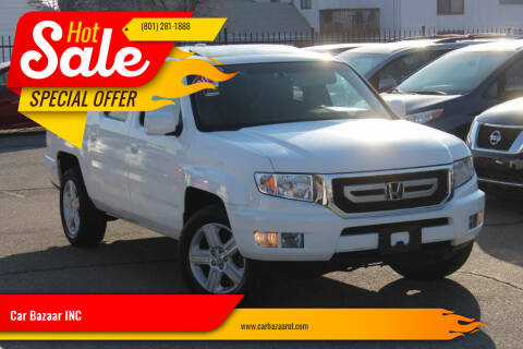 2011 Honda Ridgeline for sale at Car Bazaar INC in Salt Lake City UT