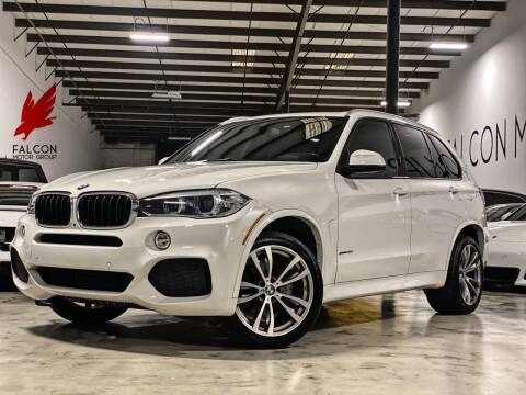 2017 BMW X5 for sale at FALCON MOTOR GROUP in Orlando FL