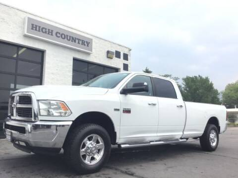 2012 RAM Ram Pickup 2500 for sale at High Country Motor Co in Lindon UT