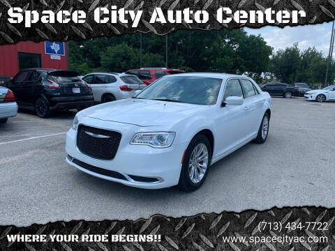 2017 Chrysler 300 for sale at Space City Auto Center in Houston TX