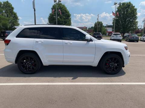 2018 Jeep Grand Cherokee for sale at St. Louis Used Cars in Ellisville MO