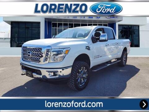 2019 Nissan Titan XD for sale at Lorenzo Ford in Homestead FL