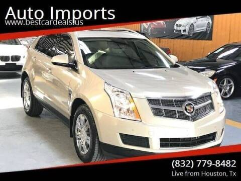 2011 Cadillac SRX for sale at Auto Imports in Houston TX