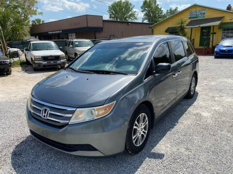 2011 Honda Odyssey for sale at Velocity Autos in Winter Park FL