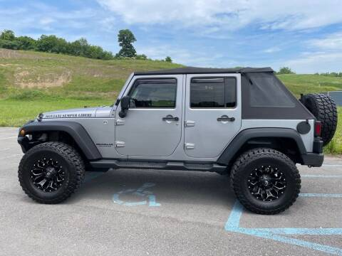 2015 Jeep Wrangler Unlimited for sale at Family Auto Sales of Johnson City in Johnson City TN