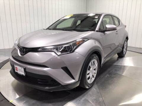 2019 Toyota C-HR for sale at HILAND TOYOTA in Moline IL