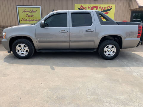 2007 Chevrolet Avalanche for sale at BIG 'S' AUTO & TRACTOR SALES in Blanchard OK