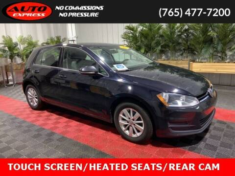 2017 Volkswagen Golf for sale at Auto Express in Lafayette IN