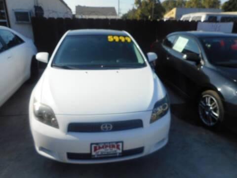 2008 Scion tC for sale at Empire Auto Sales in Modesto CA