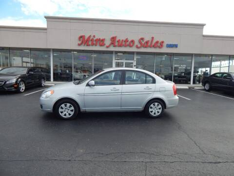 2010 Hyundai Accent for sale at Mira Auto Sales in Dayton OH