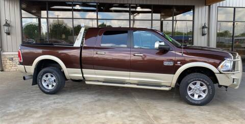 2013 RAM Ram Pickup 2500 for sale at Premier Auto Source INC in Terre Haute IN