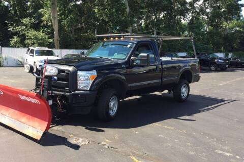 2016 Ford F-250 Super Duty for sale at Mass Auto Exchange in Framingham MA