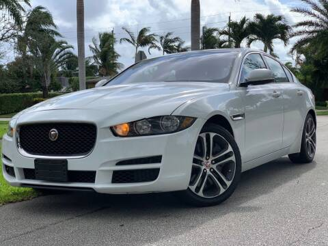 2017 Jaguar XE for sale at HIGH PERFORMANCE MOTORS in Hollywood FL