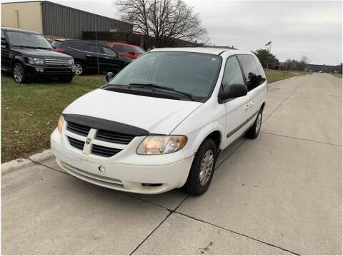2007 Dodge Caravan for sale at Metro Car Co. in Troy MI