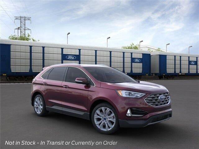 2021 Ford Edge for sale in Kalamazoo, MI