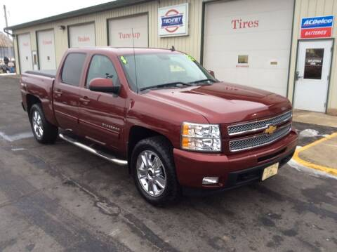 2013 Chevrolet Silverado 1500 for sale at TRI-STATE AUTO OUTLET CORP in Hokah MN