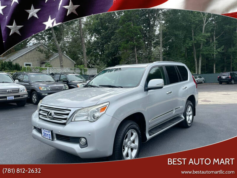 2013 Lexus GX 460 for sale at Best Auto Mart in Weymouth MA