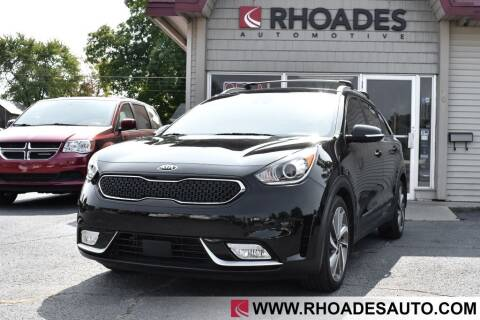 2018 Kia Niro for sale at Rhoades Automotive in Columbia City IN