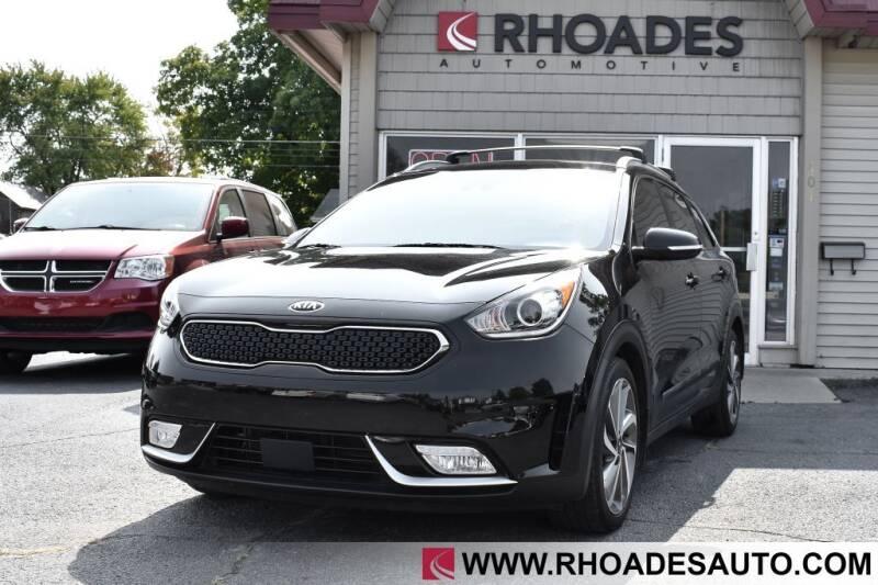 2018 Kia Niro for sale at Rhoades Automotive in Columbia City IN