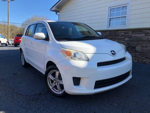 2010 Scion xD for sale at No Full Coverage Auto Sales in Austell GA