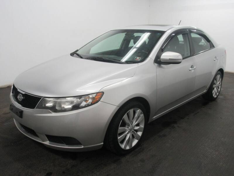 2011 Kia Forte for sale at Automotive Connection in Fairfield OH