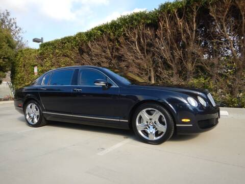 2006 Bentley Continental for sale at California Cadillac & Collectibles in Los Angeles CA