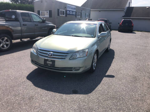 2006 Toyota Avalon for sale at 25TH STREET AUTO SALES in Easton PA
