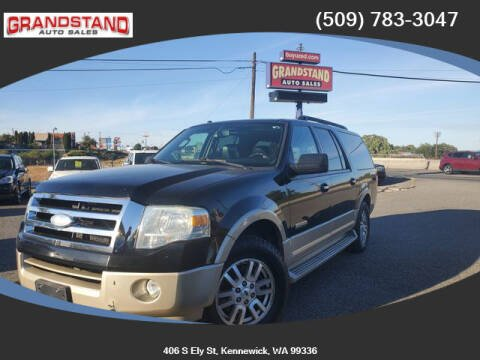 2007 Ford Expedition EL for sale at Grandstand Auto Sales in Kennewick WA