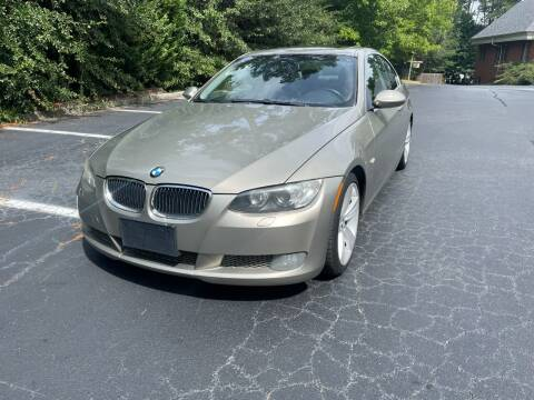 2008 BMW 3 Series for sale at SMT Motors in Roswell GA