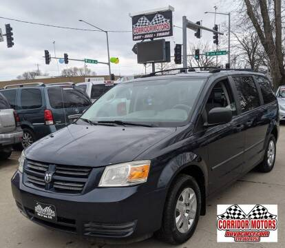 2008 Dodge Grand Caravan for sale at Corridor Motors in Cedar Rapids IA