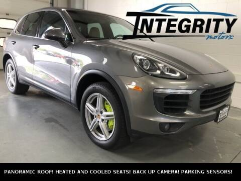 2016 Porsche Cayenne for sale at Integrity Motors, Inc. in Fond Du Lac WI