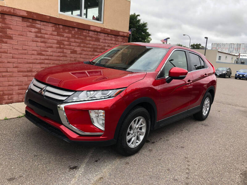 2019 Mitsubishi Eclipse Cross for sale at Nice Cars Auto Inc in Minneapolis MN