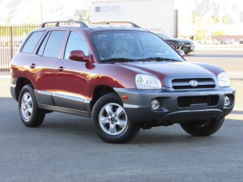 2005 Hyundai Santa Fe for sale at Best Auto Buy in Las Vegas NV