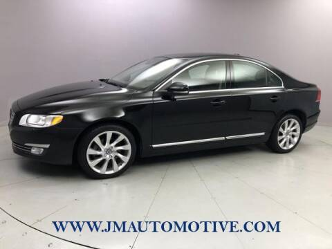 2016 Volvo S80 for sale at J & M Automotive in Naugatuck CT