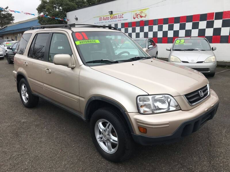 2001 Honda CR-V for sale at JD Auto Sales LLC in Fife WA