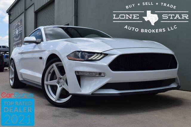 2019 Ford Mustang for sale in Arlington, TX