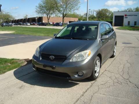 2008 Toyota Matrix for sale at ARIANA MOTORS INC in Addison IL