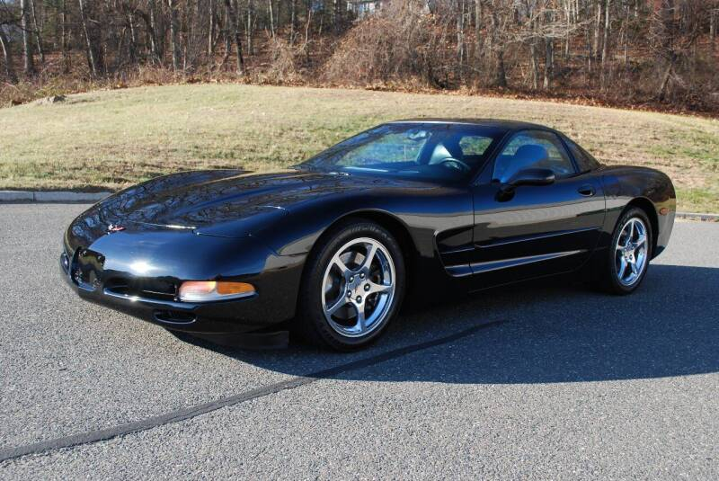 2002 Chevrolet Corvette for sale at New Milford Motors in New Milford CT