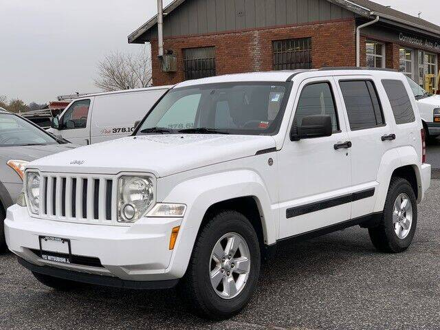 2012 Jeep Liberty for sale at CT Auto Center Sales in Milford CT