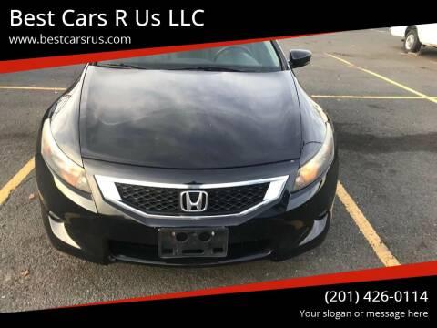 2010 Honda Accord for sale at Best Cars R Us LLC in Irvington NJ