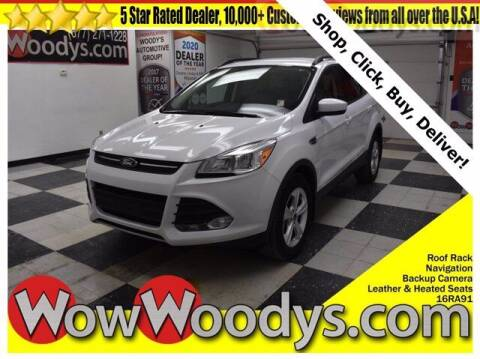 2016 Ford Escape for sale at WOODY'S AUTOMOTIVE GROUP in Chillicothe MO