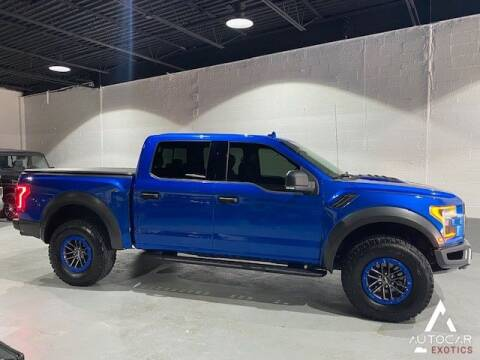 2019 Ford F-150 for sale at AutoCar Exotics in Medley FL
