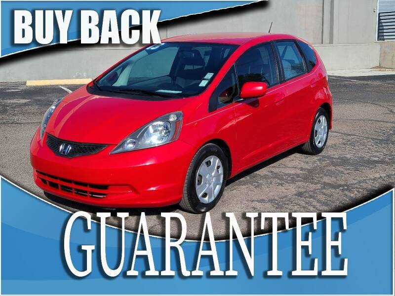 2013 Honda Fit for sale at Reliable Auto Sales in Las Vegas NV