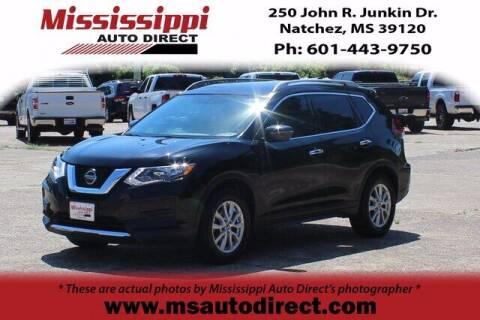 2018 Nissan Rogue for sale at Auto Group South - Mississippi Auto Direct in Natchez MS