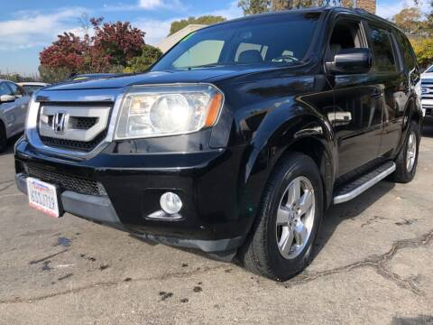 2011 Honda Pilot for sale at Martinez Truck and Auto Sales in Martinez CA