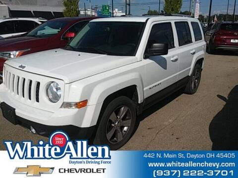 2017 Jeep Patriot for sale at WHITE-ALLEN CHEVROLET in Dayton OH