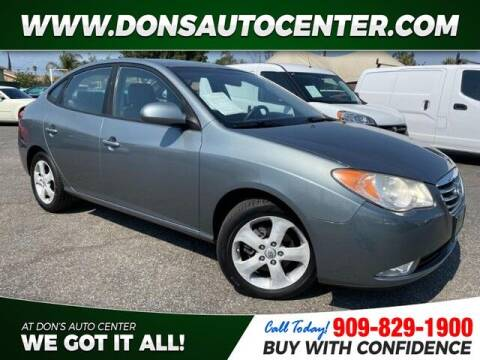 2010 Hyundai Elantra for sale at Dons Auto Center in Fontana CA