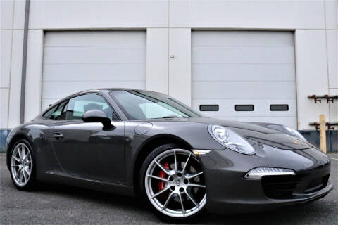 2016 Porsche 911 for sale at Chantilly Auto Sales in Chantilly VA