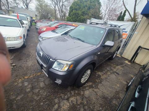 2009 Mercury Mariner for sale at Steve's Auto Sales in Madison WI